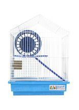 Gaiola-Braganca-Chale-2-Andares-para-Hamster---Azul