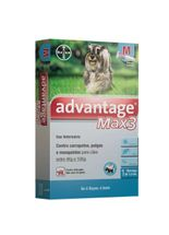 Anti-Pulgas-Bayer-Advantage-Max3-M-para-Caes-entre-4-e-10kg-–-10ml