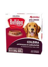 Coleira-Antipulgas-e-Carrapaticida-Coveli-Bulldog-para-Caes-de-Racas-Medias-e-Grandes