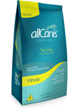 Racao-JVM-Allcanis-Frango-e-Vegetais-para-Caes-Adultos--