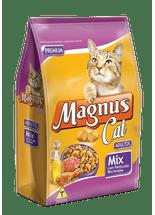 Racao-Magnus-Cat--Mix-com-Particulas-Recheadas-para-Gatos-Adultos---