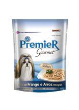 Racao-Umida-Premier-Pet-Gourmet-Sache-Frango-para-Caes-Adultos-