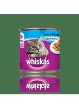 Racao-Umida-Whiskas-Atum-ao-Molho-para-Gatos----