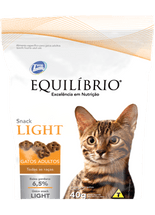 Petisco-Total-Equilibrio-Snack-Cat-Light-para-Gatos