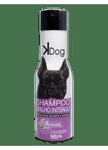 Shampoo-Sanol-KDog-Brilho-Intenso-para-Caes-e-Gatos-de-Pelos-Escuros