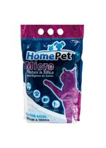 Areia-Sanitaria-Homepet-Micro-Silica-para-Gatos