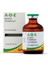 Suplemento-Vitaminico-Zoetis-Ade-Pfizer-Injetavel-para-Bovinos-Equinos-Suinos-Caprinos-e-Coelhos--