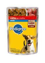 Racao-Pedigree-Adulto-Carne-ao-Molho-Sache---100g