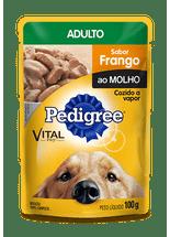 Racao-Pedigree-Vital-Pro-Sache-Frango-ao-Molho-para-Caes-Adultos---100g
