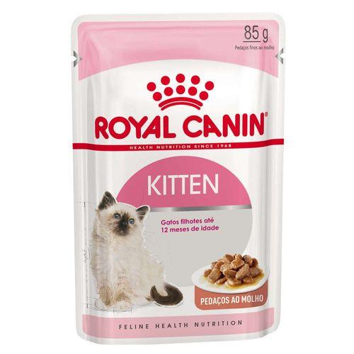 Racao-Royal-Canin-Sache-Kitten-Instinctive-para-Gatos-Filhotes---85g