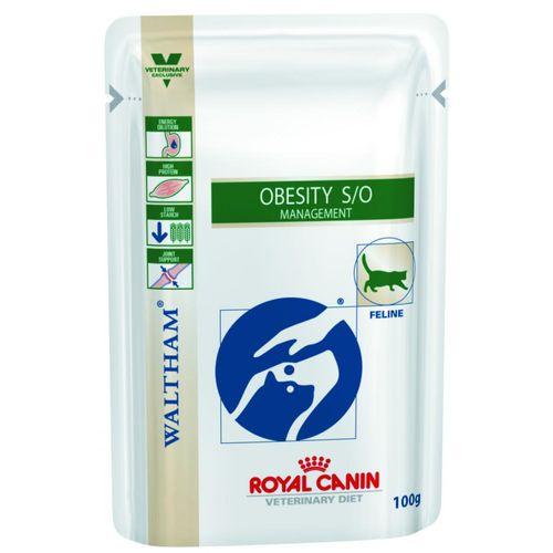 Racao-Royal-Canin-Vet-Diet-Obesity-Feline-S-O-Wet-Sache---100g