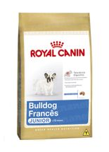 Racao-Royal-Canin-Bulldog-Frances-Junior-para-Caes-Filhotes-