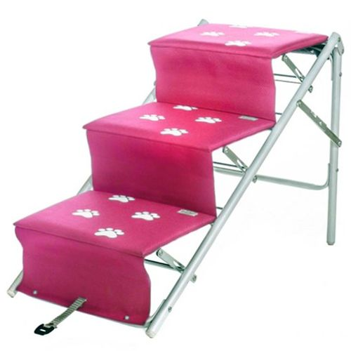 Escada-ou-Rampa-Tubline-One-Pet---Rosa