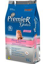 Racao-Premier-Gatos-Filhotes-Pelos-Longos-Ambientes-Internos-Salmao-–-75Kg