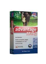 Anti-Pulgas-Bayer-Advantage-Max3---40ml-para-Caes-acima-de-25kg
