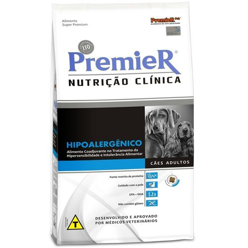 Racao-Premier-Pet-Ca~es-Hipoalergenico-–-2Kg