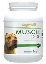Suplemento-Vitaminico-Organnact-Muscle-Dog-para-Caes--