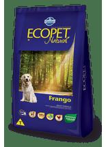 Racao-Farmina-Ecopet-Natural-Canine-Formula-para-Caes-Adultos-Sabor-Frango--