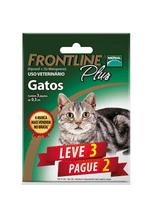 Antipulgas-e-Carrapatos-Merial-Frontline-Plus-Leve-3-Pague-2-para-Gatos