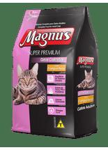Racao-Magnus-Frango-e-Arroz-para-Gatos-Castrados----
