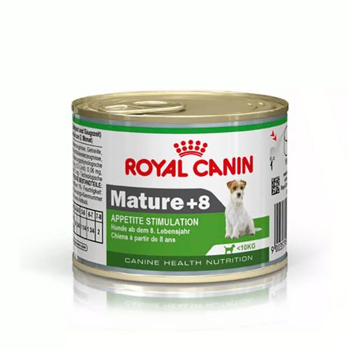 Racao-Umida-Royal-Canin-Adult-Mature-8--para-Caes-Senior-de-Racas-Pequenas--