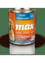 Racao-Umida-Premium-Total-Max-Pate-Cordeiro-e-Frango-para-Caes-Filhotes--