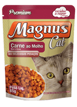 Sache-Magnus-Premium-Carne-ao-Molho-para-Gatos-Adultos---