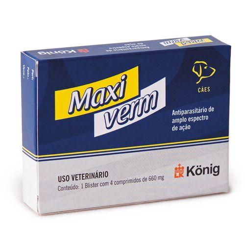 Antiparasitario-Konig-Maxiverm-para-Caes---4-Comprimidos