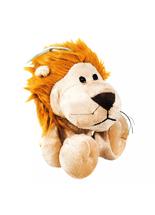 Brinquedo-Pet-Injet-Pelucia-Leao-Amarelo-para-Caes