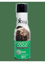Shampoo-Sanol-KDog-Coco-para-Caes-e-Gatos