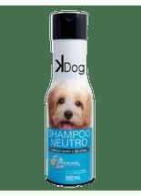Shampoo-Sanol-KDog-Neutro-para-Caes-e-Gatos