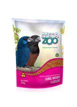 Racao-Megazoo-Curio-Bicudo-e-Azuloes-350g