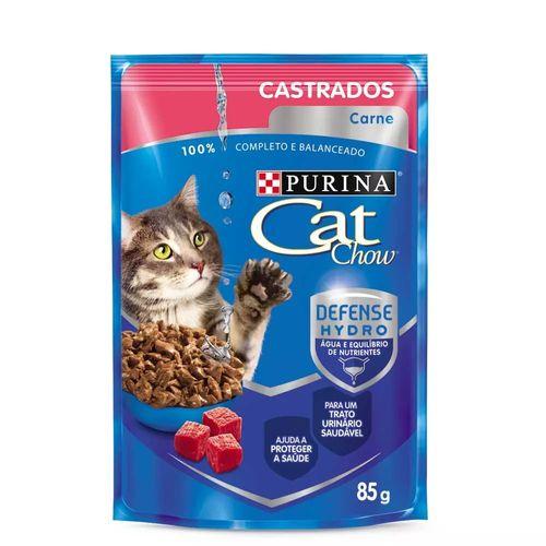 racao-umida-purina-cat-chow-para-gatos-castrados-sabor-carne-ao-molho