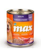 Racao-Umida-Premium-Total-Max-Pate-Cordeiro-e-Frango-para-Caes-Adultos--