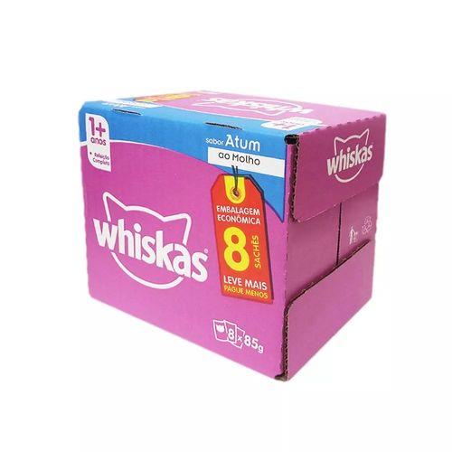 kit-sache-whiskas-sabor-atum-leve-mais-pague-menos-para-gatos