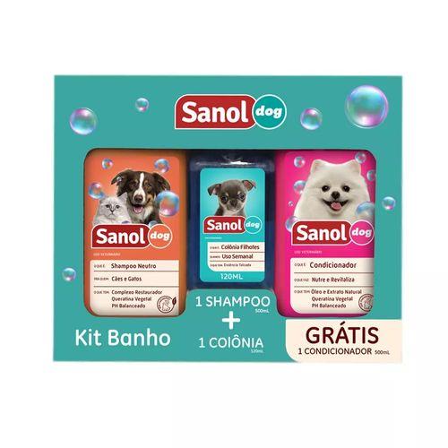 Kit-Shampoo-Colonia-e-Condicionador-Sanol-Dog