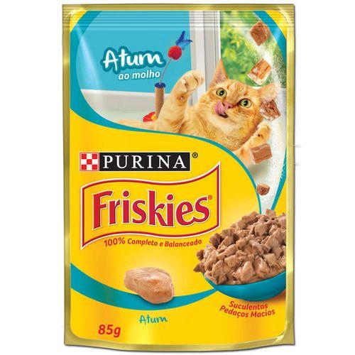 racao-umida-purina-friskies-sabor-atum-ao-molho-para-gatos-adultos
