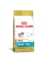 racao-royal-canin-shih-tzu-junior-para-caes-filhotes