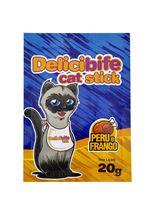 pestico-deliciosso-delicibife-cat-stick-sabor-peru-e-frango-para-gatos