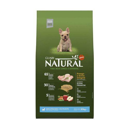 racao-guabi-natural-sabor-frango-e-arroz-integral-para-caes-filhotes-de-racas-pequenas