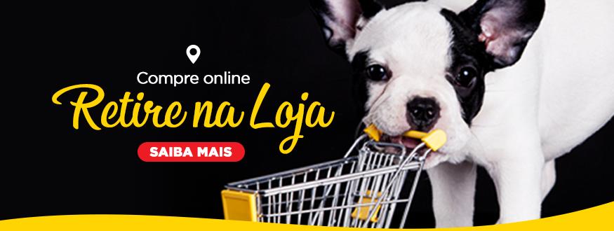 Banner - Retira Lojas