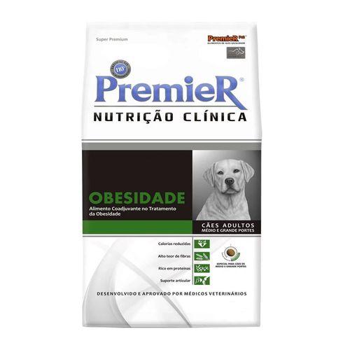 Racao-Premier-Pet-Nutricao-Clinica-Obesidade-para-Caes-2KG