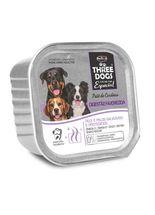 alimento-umido-three-dogs-pate-digestao-favorecida-sabor-cordeiro-para-caes-adultos