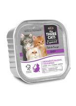 alimento-umido-three-cats-baby-pate-sabor-frango-para-gatos-filhotes