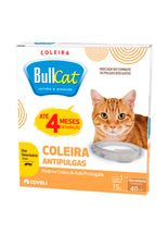 Coleira-Antipulgas-Coveli-Bullcat-para-Gatos---15g