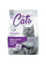 areia-sanitaria-the-cats-micro-cristais-de-silica-para-gatos