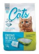 areia-sanitaria-the-cats-cristais-de-silica-para-gatos